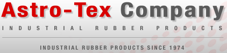 Astro-Tex Co., Inc. | Industrial Rubber Products Since 1974